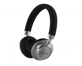 DeFunc BT Headphone Plus Black - Techhuset.se