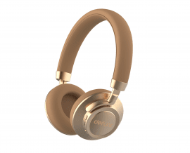 DeFunc BT Headphone Plus Gold - Techhuset.se