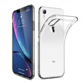 ESR Essential Zero Skal iPhone XR Clear bild 1