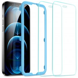 ESR Full-Coverage Screen Protector iPhone 12 Pro Max 2 Pack - Techhuset.se
