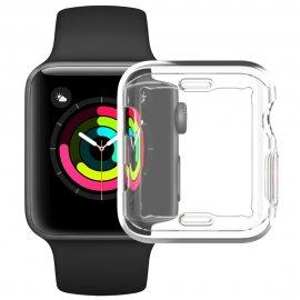 IMAK Full Protection Case Apple Watch 42mm Clear bild 1