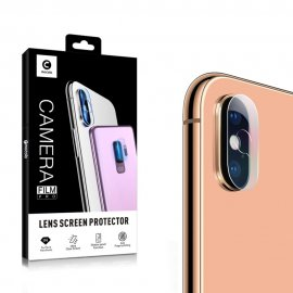 Mocolo Härdat Glas Linsskydd iPhone XS/XS Max 2 Pack - Techhuset.se