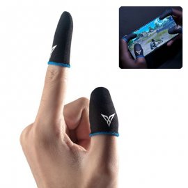 1 Pair Touch Sweat-Proof Finger Sleeve Touch - Techhuset.se