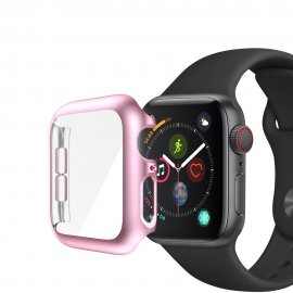 Heltäckande Skal Apple Watch 44mm Rose Guld Ram - Techhuset.se