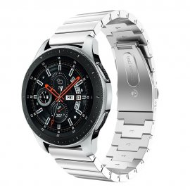 Techhuset Länkarmband Till Samsung Galaxy Watch 46mm Silver bild 1