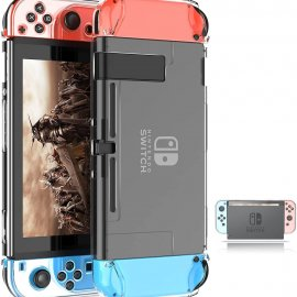 Skal Nintendo Switch Transparent - Techhuset.se