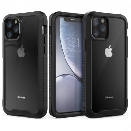 Stöttålig Edge Skal iPhone 11 Pro Svart - Techhuset.se