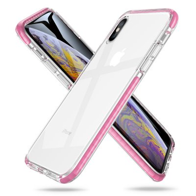 ESR Air Guard Skal iPhone XS Max Rosa bild 2