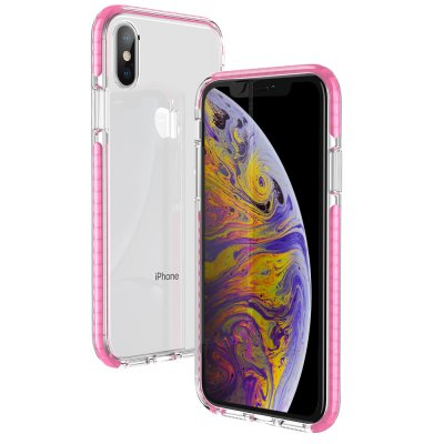 ESR Air Guard Skal iPhone XS Max Rosa bild 1