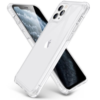 Skal till iPhone 11 Pro Max Transparent bild 2