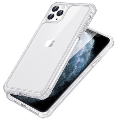 Skal till iPhone 11 Pro Max Transparent bild 3
