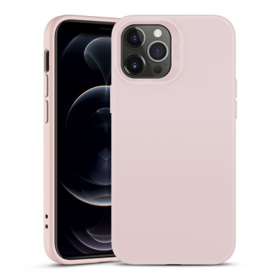 ESR Cloud Case iPhone 12 Pro Max Pink - Techhuset.se