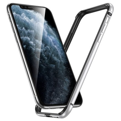 ESR Edge Guard Skal iPhone 11 Pro Max Silver bild 2