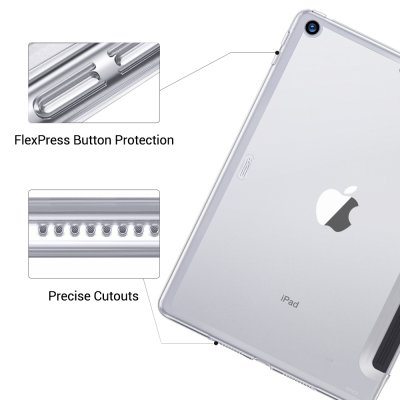 ESR Yippee Shell Case iPad Mini 2019 Clear