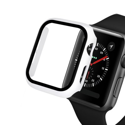 Köp HAT PRINCE Glasskydd Skal Apple Watch 4/5 (40mm) Vit Online Idag - Techhuset.se 4