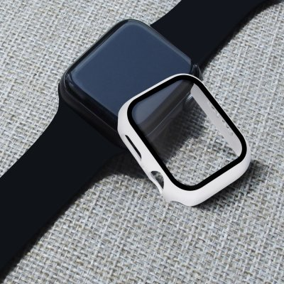 Köp HAT PRINCE Glasskydd Skal Apple Watch 4/5 (40mm) Vit Online Idag - Techhuset.se 6