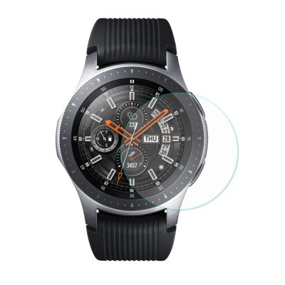 Techhuset HAT PRINCE Härdat Glas 0.2mm Skärmskydd Galaxy Watch 46mm Bild 1