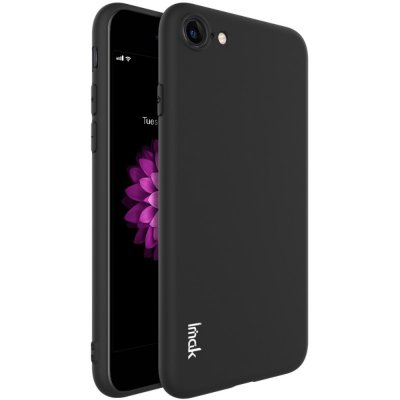 IMAK TPU Soft Skal iPhone 7/8/SE 2020 Svart
