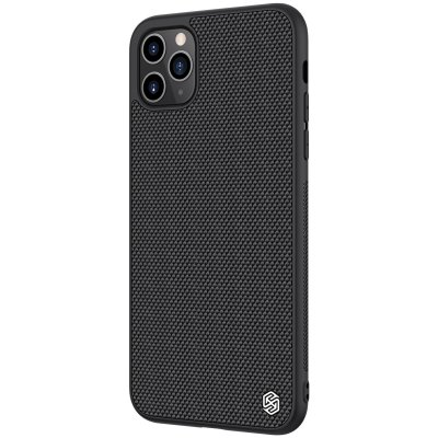 NILLKIN Textured Skal iPhone 11 Pro Svart bild 2