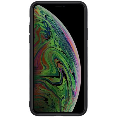 NILLKIN Textured Skal iPhone 11 Pro Svart bild 4
