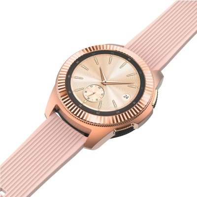 Techhuset Bezel Ring Galaxy Watch 42mm Rose Guld Bild 3