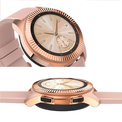 Techhuset Bezel Ring Galaxy Watch 42mm Rose Guld Bild 4