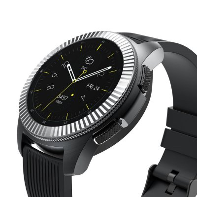 Techhuset Bezel Ring Galaxy Watch 42mm Silver Bild 2
