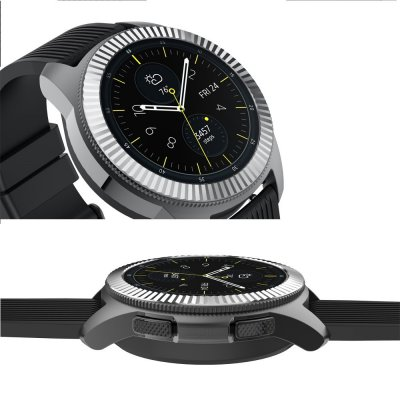 Techhuset Bezel Ring Galaxy Watch 42mm Silver Bild 4