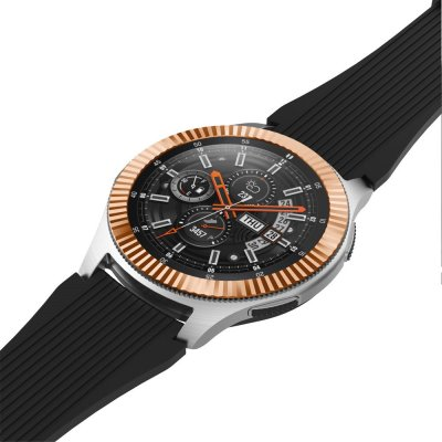 Techhuset Bezel Ring Galaxy Watch 46mm Rose Guld Bild 3