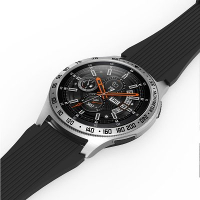Techhuset Bezel Ring Galaxy Watch 46mm Silver Bild 3