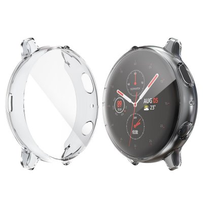Heltäckande Skal Galaxy Watch Active 2 44mm Transparent