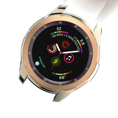 Techhuset Heltäckande Skal Samsung Galaxy Watch 42mm Transparent Bild 5