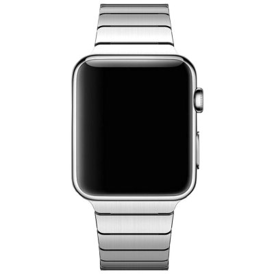 Techhuset Länkarmband Apple Watch 42mm/44mm Silver Bild 4