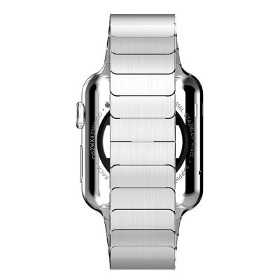 Techhuset Länkarmband Apple Watch 42mm/44mm Silver Bild 5