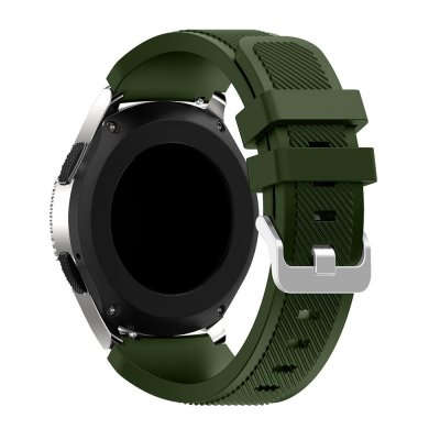 Techhuset Silikonarmband Samsung Galaxy Watch 46mm Grön Bild 3