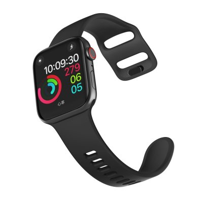 Köp Silikonarmband Till Apple Watch 38/40mm Svart Online Idag - Techhuset.se - Techhuset 2