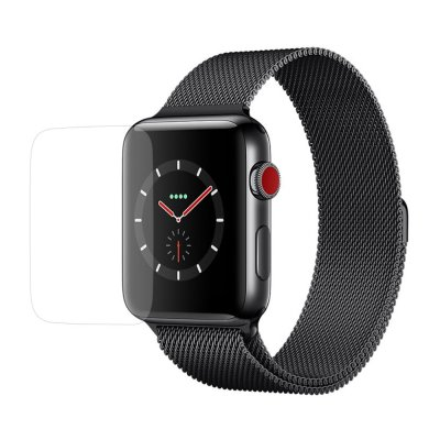 Techhuset Skärmskydd Härdat Glas 0.3mm Apple Watch 42mm Bild 1