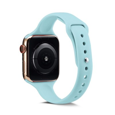 Köp Soft Silikonarmband Apple Watch 42/44mm Blå Online Idag - Techhuset.se - Techhuset 2