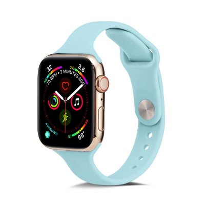Köp Soft Silikonarmband Apple Watch 42/44mm Blå Online Idag - Techhuset.se - Techhuset